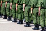 Около 10 тысяч призывников отправятся в армию этой весной