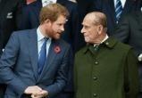 Принц Гарри вернулся в Британию на похороны принца Филиппа