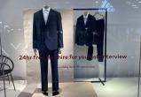 H&M в Великобритании запустила бесплатный прокат мужских костюмов для собеседований