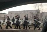 Перемещение силовиков по Минску МВД объяснило ежегодными учениями