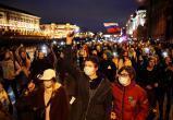 В России на протестах в поддержку Навального задержали почти 1800 человек