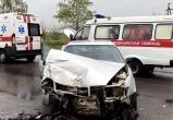 В Барановичах автобус не пропустил легковушку: погибла женщина