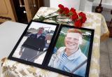 Панихида по погибшим при крушении самолета летчикам пройдет сегодня в Барановичах