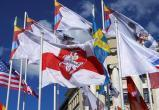 Палата представителей приняла заявление по факту инцидента с госфлагом в Латвии