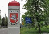 Литва построит палаточный городок из-за наплыва мигрантов из Беларуси