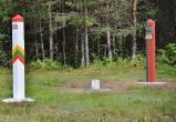 МВД Литвы хочет построить забор на всей границе с Беларусью