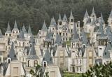 В Турции почти 600 замков построили бок о бок друг с другом