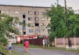 Пять человек спасли из горящего общежития в Бресте