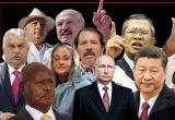 Лукашенко и Путин попали в список «врагов свободной прессы»