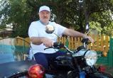Лукашенко по-байкерски поздравил ГАИ Беларуси с 85-летием