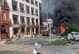 Взрыв газа произошел в гостинице в Геленджике: есть погибшие