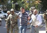 В Киеве задержали угрожавшего взорвать здание правительства Украины