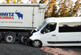 Шесть белорусов пострадали в аварии с микроавтобусом в Польше