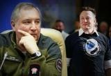Илон Маск принял приглашение на чай от главы Роскосмоса Рогозина