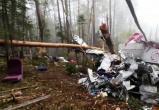 Четыре человека погибли во время крушения самолета в Иркутской области
