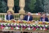 Лукашенко взял сына Николая и шпица на саммит ОДКБ