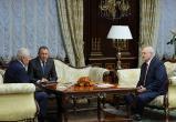 Лукашенко встретился с послом Молдовы Виктором Сорочаном