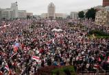 СК призвал участников протестов добровольно сдаться силовикам