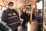 Контролеры в Бресте проверяют соблюдение масочного режима